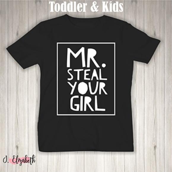 3427f6e4b140 J.Elizabeth Shirts & Tops | Custom Kids Tshirt | Poshmark